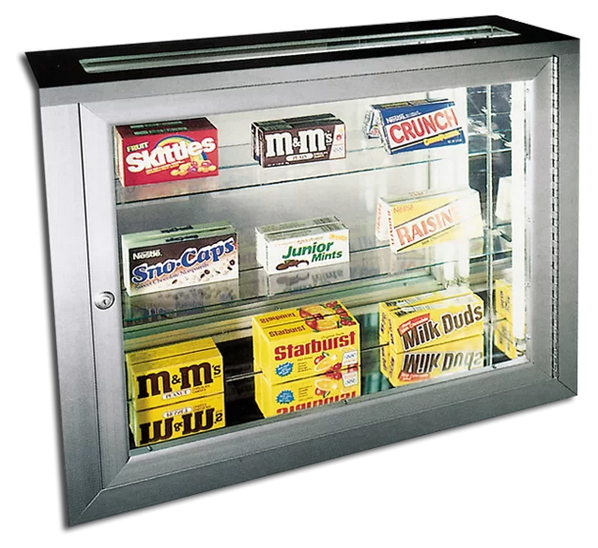 Metal Concession Stand