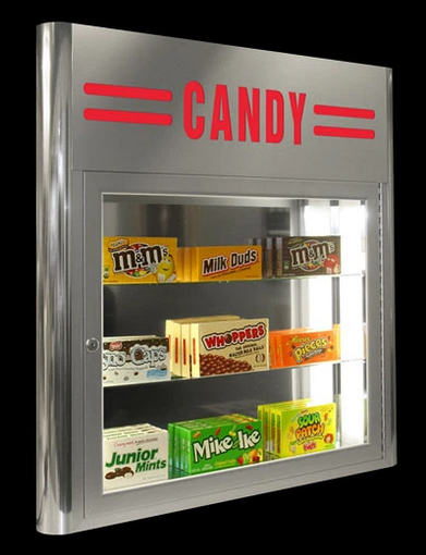 Best Home Theater Candy Display