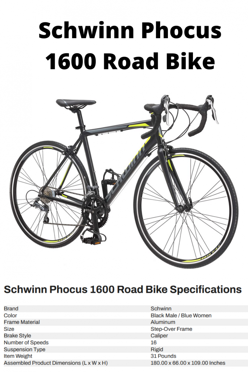 Schwinn Phocus 1600 Review: 8 Totally Rad Features You'll Love